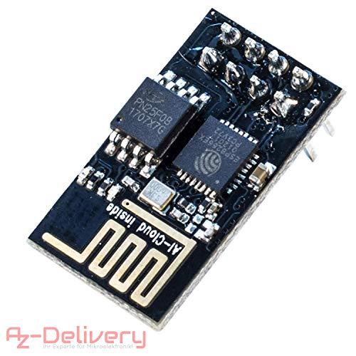 raspberryitalia azdelivery esp 01 esp8266 wifi modulo per arduino raspberry pi e