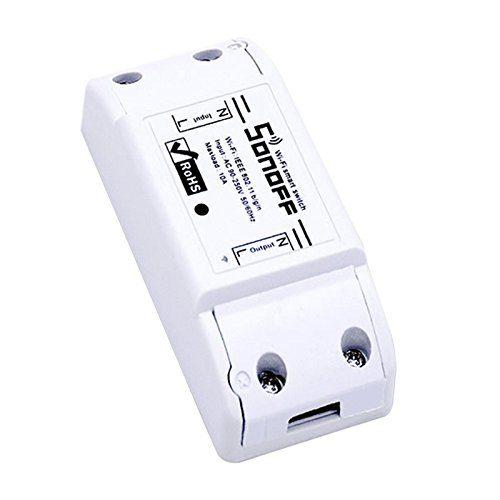 raspberryitalia ddellk smart switch switch moduleitead sonoff presa intelligente per home
