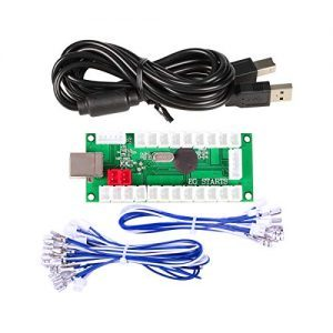raspberryitalia eg starts ritardo zero arcade usb encoder per pc joystick per arcade kit mame 1