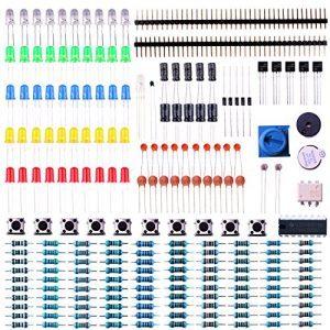 raspberryitalia elegoo electronics component basic starter kit wpotenziometro di precizione