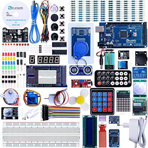 raspberryitalia elegoo mega 2560project the most complete ultimate starter kit wtutorial