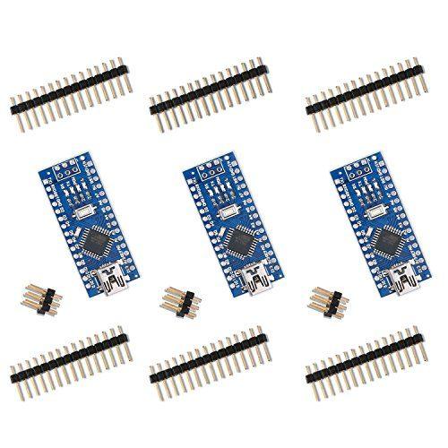 raspberryitalia elegoo nano v30 scheda di microcontrollore ch340 atmega328p per arduino