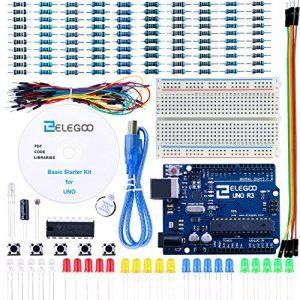 raspberryitalia elegoo scheda uno r3 per arduino progetto starter kit basic per principianti