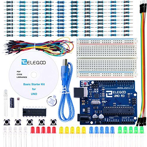 raspberryitalia elegoo scheda uno r3 per arduino progetto starter kit basic per principianti 5