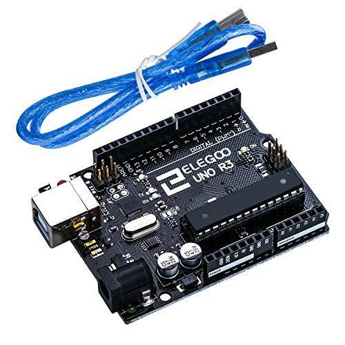 raspberryitalia elegoo uno r3 board scheda atmega328p atmega16u2 con cavo usb compatibile con 1