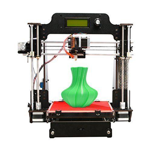 raspberryitalia geeetech stampante 3d wooden prusa i3 pro w desktop stampante 3d diy kit con