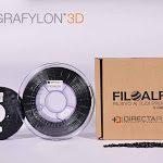 GRAFYLON Filamento in Grafene che rivoluzionà la stampa 3D, prodotto da Directa Plus - Stampa3Dstore.com