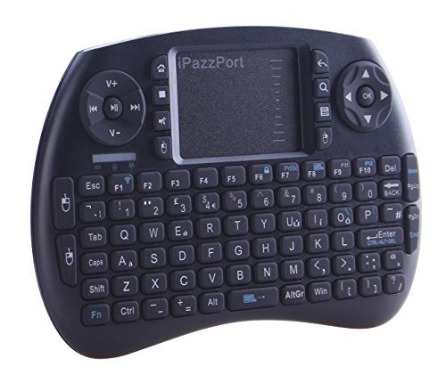raspberryitalia ipazzport i8 mini wireless tastiera qwerty 24 ghz mini tastiera senza 1
