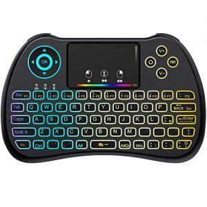 raspberryitalia layout italianomini tastiera retroilluminata qpau 24ghz mini tastiera