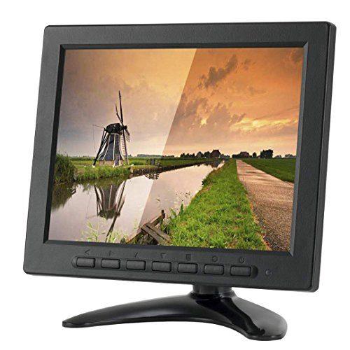 raspberryitalia lslya tm monitor tft da 8 pollici a led risoluzione 1024x768 display 2