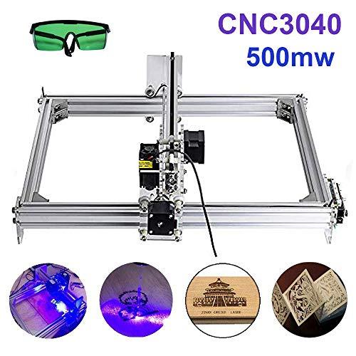 raspberryitalia macchina per incisione laser 500mw topdirect 3040 usb router di fresatura