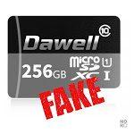 Micro SD Card contraffatte - Come riconoscere i falsi - Nicola Ottomano