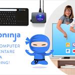 Microninja, il primo computer a misura di bambino per imparare il coding - Massa Critica