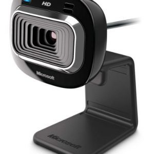 raspberryitalia microsoft lifecam hd 3000 webcam 1 mp 1280 x 720 pixel usb 20 nero