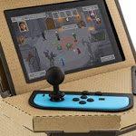 Nintendo Switch diventa un cabinato arcade con il Nintendo Labo di Niko - HDblog