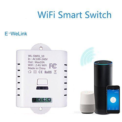 raspberryitalia smart switch wi fi telecomando wireless smart automation module 10a smart 1