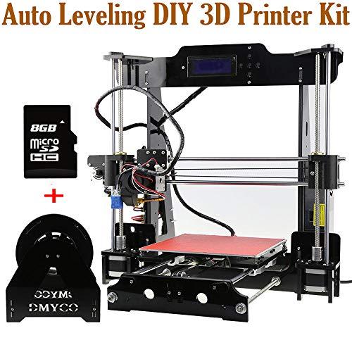 raspberryitalia stampante 3d livellamento automatico alta precisione self assembly diy