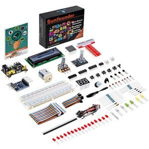 raspberryitalia sunfounder raspberry pi 3model b starter kit progetto super kit per rpi 3b