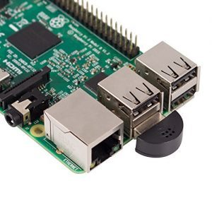 raspberryitalia sunfounder usb 20 mini microphone for raspberry pi 3 2 module b rpi 1
