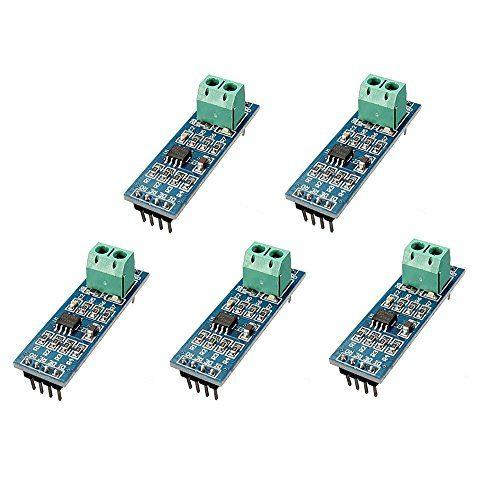 raspberryitalia wingoneer 5pcs 5v max485 rs485 modulo ttl a rs 485 mcu development board