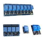 1-8 Canali Relè Consiglio Modulo per Arduino Raspberry Pi PIC AVR DSP ARM 5V