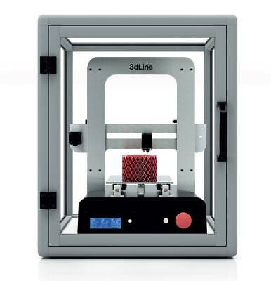 3DiElle Deluxe - stampante 3d professionale made in Italy