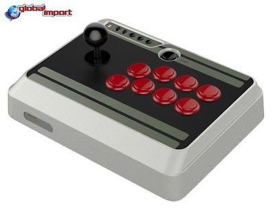 8Bitdo N30 arcade stick per PC Mac Android SWITCH NINTENDO Retropie Raspberry