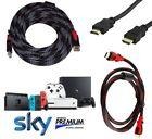 CAVO HDMI TV SKY FULL HD VIDEO METRI 1.8-3-5-10-15-20M METRI PS4 XBOX ONE SWITCH
