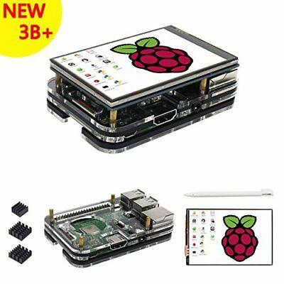 Clearain 3,5Pollici Touch Screen 480x 320TFT LCD per Raspberry Pi (h5i)