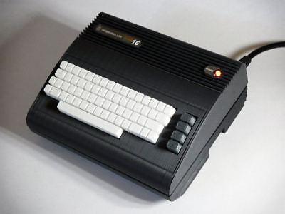 Commodore C16 Raspberry Pi Case (with working power LED)
