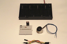 Electromagnet kit for Raspberry Pi. Make a magnetic grabber for your robot arm.