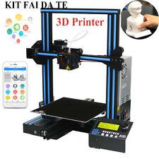 Geeetech A10 Stampante 3D Printer Rapido in Alluminio Prusa KIT Alta Precisione