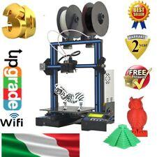 GEEETECH A10M DIY 3D Stampante Printer WiFi Alluminio 220x220x260mm Telecomando