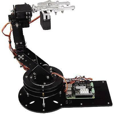 Joy-it Raspberry Pi® 3 Kit robot 1 GB Incl. Sistema operativo Noobs, Incl. alime