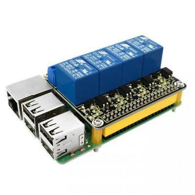 Keyestudio RPI Modulo Relè A 4 Canale 5V Shield Relè Adatto Per Raspberry Pi