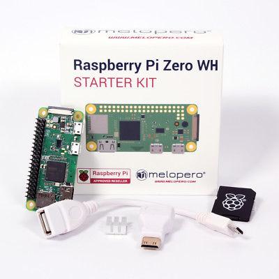 Melopero Raspberry Pi Zero WH Starter Kit