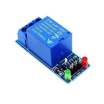 Modulo Relè 1 Canale Optoisolato In 5V Out 10A/250V Arduino Raspberry
