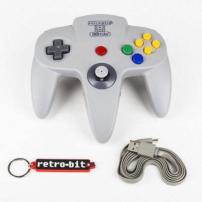 Nintendo 64 N64 RETRO GAMEPAD JOYPAD PC MAC Controller RETROPIE BLUETOOTH