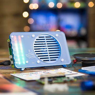 Pirate radio, project kit per il Raspberry Pi zero W (u3C)