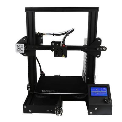 Professionale stampante 3D Kit Alta precisione 180 millimetri /s 440*410 *465mm