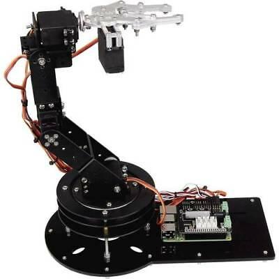 RASPBERRY PI 3 KIT ROBOT 1 GB INCL. SISTEMA OPERATIVO NOOBS, INCL. (ibj)