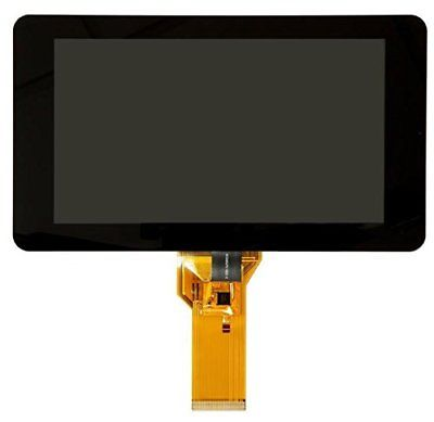 Raspberry Pi da 7 pollici touchscreen