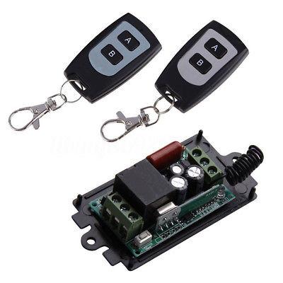Relay Relè Modulo 220V 10A 1 CH Telecomando Wireless Remoto Interruttore Control