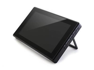 SB 7inch Capacitive HDMI LCD (H) with Black Case IPS Screen For Raspberry Pi