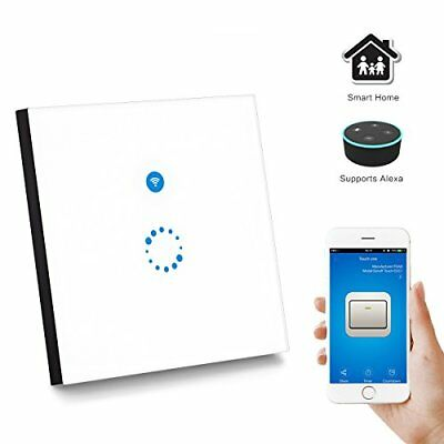 Sonoff WiFi Smart Touch Switch Pannello Google Home and eWeLink APP (2CL)
