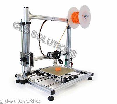 STAMPANTE 3D 3DRAG in Kit da Montare Versione 1.2 Creare Oggetti in Plastica