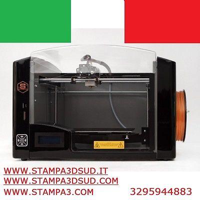STAMPANTE 3D ITALIANA BLUETEK STRATO ITALIA NUOVA CON FATTURA PROFESSIONALE NEW
