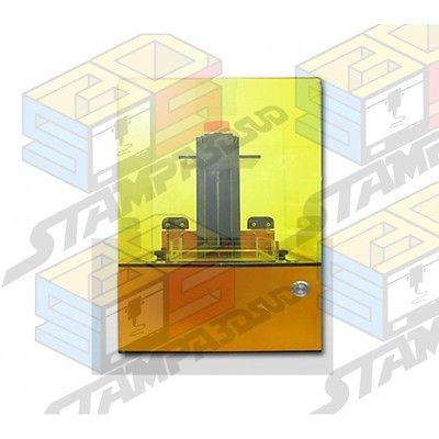 STAMPANTE 3D MICRON SLA STAMPANTE A RESINA PROFESSIONALE 3D PRINTER SLA RESIN HD