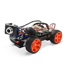 SunFounder PiCar-V Smart Robot Video Car V2.0 Kit for Raspberry Pi 3/2/B+