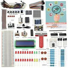 SunFounder Raspberry Pi 3 Model B+ Starter Kit Project Super Kit for RPi 3B+ 3B